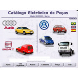 Cat�logo Eletr�nico De Pe�as Vw   Audi   Seat   Ano At� 2000