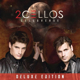 Cd dvd 2cellos  sulic & Hauser  Celloverse  deluxe  =import=