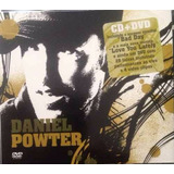 Cd dvd Daniel Powter  Digipack