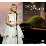 Cd dvd Jackie Evancho Dream With Me In Concert =import=