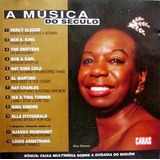 Cd   A Música Do Século 26 = Nina Simone  Ike & Tina Turner