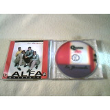 Cd   Alfa Quarteto   La Jornada   Made In U s a