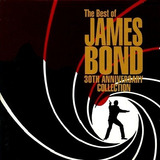 Cd   Best Of James Bond  1994  Temas Originais Dos Filmes