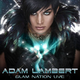 Cd   Dvd Adam Lambert   Glam Nation Live  984547