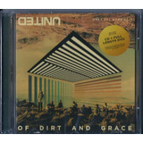 Cd   Dvd Hillsong United   Of Dirt And Grace   Live From The