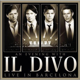 Cd   Dvd Il Divo   Live In Barcelona   969063