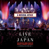 Cd   Dvd Il Divo   Live In Japan  987586