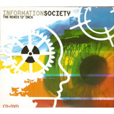 Cd   Dvd Information Society   The Remix 12  Inch   Novo