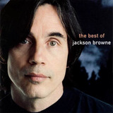 Cd   Jackson Browne = The Best Of   16 Sucessos  importado