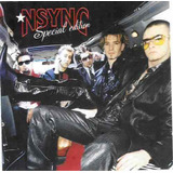 Cd   N sync  c  Justin Timberlake   2001  Special Edition