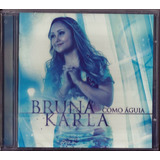 Cd   Playback Bruna Karla Como Águia Mk A11