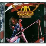 Cd   Aerosmith   In Concert