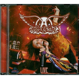Cd   Aerosmith   Live