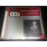 Cd   Alice In Chains   Nothing Safe The Best Of The Box
