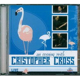 Cd   An Evening With Christopher Cross Live