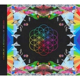Cd   Coldplay   A Head Full Of Dreams   Lacrado C  Luva