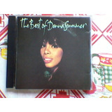Cd   Donna Summer = The Best Of Donna Summer   13 Sucessos