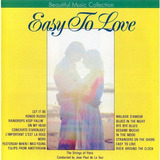 Cd   Easy To Love   Beautiful Music Collection