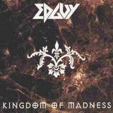 Cd   Edguy   Kingdom Of Madness C  Bônus   Lacrado Avantasia