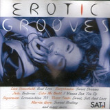 Cd   Erotic Grooves = Billy Ocean  Samantha Fox  Andrea True