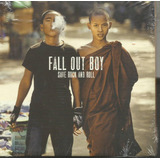 Cd   Fall Out Boy   Save Rock And Roll   Digypack E Lacrado