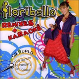 Cd   Floribella Remixes   Karaoke Duplo 2006