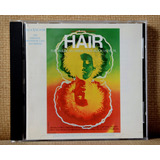 Cd   Hair   Original Broadway Cast   Expanded Edition   1988