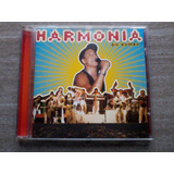 Cd   Harmonia Do Samba   Abril Music 1 999