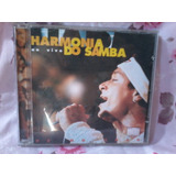 Cd   Harmonia Do Samba Ao Vivo P� No Ch�o