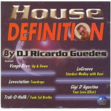 Cd   House Definition   By Dj Ricardo Guedes