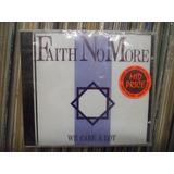 Cd   Importado   Faith No More   We Care A Lot