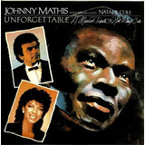 Cd   Johnny Mathis & Natalie Cole = Unforgettable