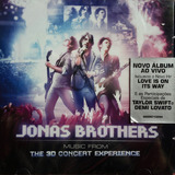Cd - Jonas Brother - Music From The 3d Concert Experience