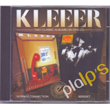 Cd   Kleeer   Two Classic Albums On One Cd    Raríssimo