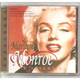 Cd - Marilyn Monroe - L´essentiel