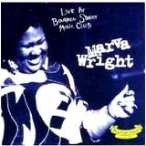 Cd   Marva Wright  1996  Live At Bourbon Street Music Club