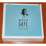 Cd - Marvin Gaye - Box 7 Cds - 1961 - 1965