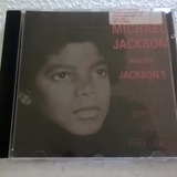 Cd   Michael Jackson And The Jackson 5   Motown s Greatest