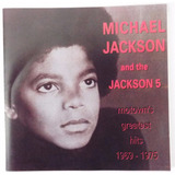 Cd   Michael Jackson And The Jackson 5   Motowns Great Hits