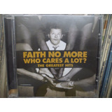 Cd   Nac   Faith No More   Who Cares A Lot?  greatest Hits