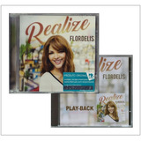 Cd   Playback Flordelis   Realize  mk music  A11