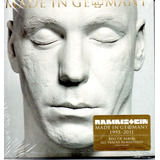 Cd   Rammstein   Made In Germany   Digypack  Importado E Lac