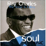 Cd / Ray Charles = The Snow Is Falling