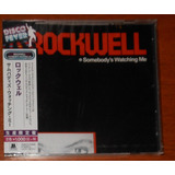 Cd - Rockwell - Somebody's Watching Me