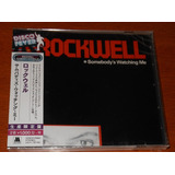 Cd   Rockwell   Somebody s Watching Me