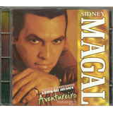 Cd   Sidney Magal Aventureiro 1998