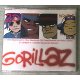 Cd   Single Gorillaz   Clint Eastwood   Novo