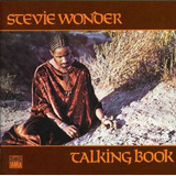 Cd   Stevie Wonder   Talking Book