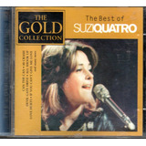 Cd   Suzi Quatro   The Best Of Gold Collection   Lacrado