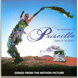 Cd   The Adventures Of Priscilla   Queen Of The Desert   Tso